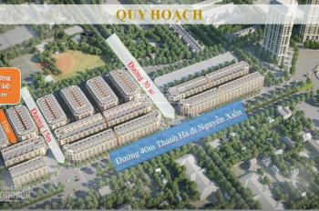 Bán shophouse liền kề Kiến Hưng Luxury 90 - 130m2, mặt đường Phúc La, 70tr/m2, LH 032 866 9697