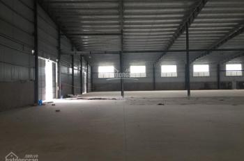 Cho thuê kho xưởng diện tích 500m2 - 800m2 - 1200m2 - 3000m2 - 5000m2 tại Thường Tín, Hà Nội