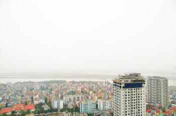 Sunshine Riverside Tây Hồ, 3 tỷ/2PN, 10% ký HDMB, full NT, KM 250tr, view cầu Nhật Tân Sông Hồng
