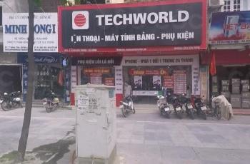 Cho thuê mặt phố Quang Trung, Hà Đông 100m2 x 4 tầng, mt 8m. LH 0941.298.397