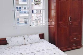 Căn hộ mini đầy đủ tiện nghi, có bếp, ngay cầu Thị Nghè, Quận Bình Thạnh, 25m2, 5.3tr/th