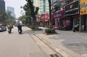 Cho thuê mặt phố Láng Hạ, 105m2 x 3.5 tầng, MT 7.5m, LH 0941.298.397