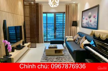 Chủ nhà gửi bán cắt lỗ sâu căn hộ 127m2, giá 4.5 tỷ (đã có sổ đỏ) tại 505 Minh Khai. LH: 0967876936