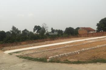 Tôi cần bán gấp lô đất 2 mặt đường chỉ 600 Triệu, Gần CNC Hòa Lạc, Làng đại học, LH 0898.446.045