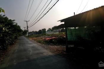 Bán đất thổ cư mặt tiền Nguyễn Văn Thê, Quy Đức Nhà Bè dt 5000m2