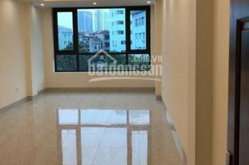 Cho thuê văn phòng giá rẻ 75m2 ở mặt phố Hoàng Mai, ô tô đỗ cửa