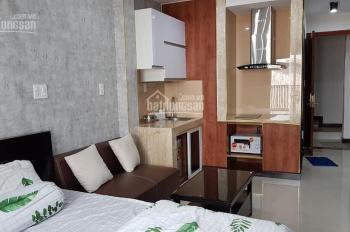 Cho thuê CH mini 224 Bến Vân Đồn, Quận 4, full NT, Giá 6tr/th, có ban công, thang máy