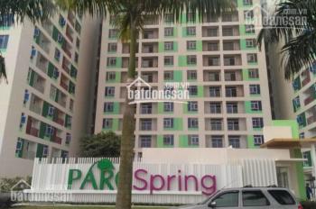 Cần bán căn hộ PARCSpring 2PN DT 69m2 căn góc view thoáng đẹp full NT, giá 2.3 tỷ, LH 0938 658 818
