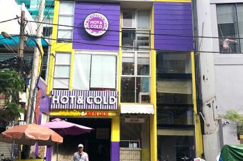 Bán nhà góc 2 mặt tiền đường Nguyễn Chí Thanh giao với Phó Cơ Điều P12 quận 5. (5.1mx21m) giá 35 tỷ