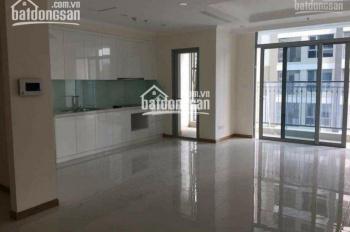 Chính chủ cho thuê căn hộ Vinhomes, 2PN, 90m2, nhà trống 19 tr/th, lầu 11, LH 0931.288.333