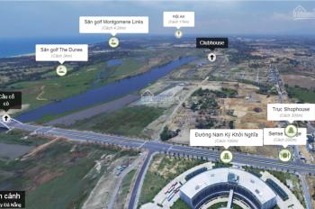 Bán 3 lô liền kề Khu Đô Thị FPT CITY Đà Nẵng - Chỉ 3 tỷ 6/Lô