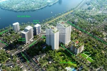 Bán căn hộ ở ngay đủ nội thất quận Hoàng Mai chỉ cần trả trước 600 triệu - LS 0%, sổ hồng trao tay