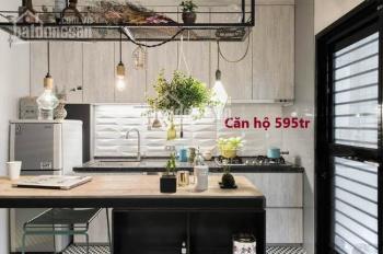 Căn hộ gần KDL Đại Nam, Bến Cát, Bình Dương, giá 595tr/ căn