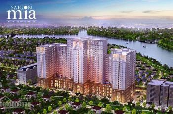 Bán gấp căn hộ Sài Gòn Mia Trung Sơn giá gốc đợt 1 chiết khấu cao/ tháng 6 nhận nhà, LH 0902481155