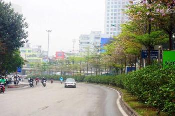Cho thuê nhà mặt phố Nguyễn Phong Sắc, lô góc. S: 50m2, 1 tầng, MT 8m, giá thuê 30tr/th