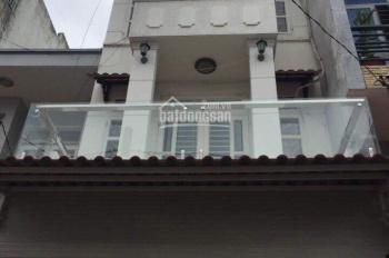 Bán gấp nhà mặt tiền đường Trịnh Đình Trọng, Tân Phú - DT 4 x 17m, nhà 3.5 tấm, giá: 8.3 tỷ