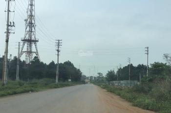 Bán 2500m2 đất mặt đường đôi nhà máy in tiền quốc gia liền kề đại lộ Thăng Long