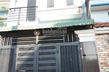 Kẹt tiền bán gấp nhà 1 trệt, 1 lầu số 100/17 đường Nguyễn Công Trứ, Phường Nguyễn Thái Bình, Quận 1