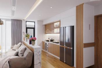 Cho thuê căn hộ tầng 16 - 789 BQP, full đồ, giá 8.5tr/th, có ban công view hồ ĐH, biệt thự