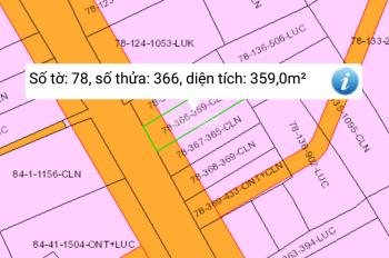 Tôi cần bán một số lô đất, xã Phước An, Nhơn Trạch, Đồng Nai, liên hệ