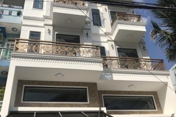 Nhà bán đường Phạm Văn Chiêu, P8, quận Gò Vấp, DT 4m x 14m, trệt, lửng, 3 lầu, bán nhanh chỉ 6.7 tỷ