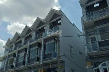Chính chủ cần bán gấp nhà gần Võ Văn Kiệt, 4x14m, 1 trệt 2 lầu có SHR