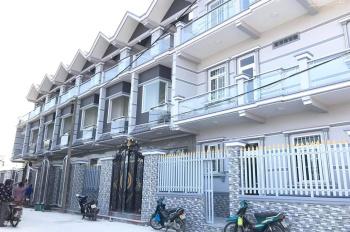 Nhà phố Võ Văn Kiệt mặt tiền đường 10m giá chỉ từ 3.2tỷ/căn SHR