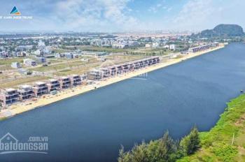 Chính chủ cần bán biệt thự 300m2 mặt tiền đường Song Hào, view sông, đối diện dự án One River