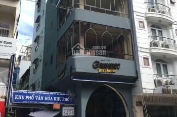 Bán nhà góc 2MT Nguyễn Đình Chiểu, Q3. DT 5x14m, nở hậu, 3 lầu, HĐ thuê 70tr/th, giá chỉ hơn 26 tỷ