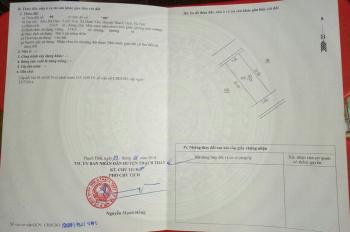 Chính chủ gia đình mình có 01 mảnh đất tái định cư 7.8ha Linh Sơn, Bình Yên, công nghệ cao Hòa Lạc