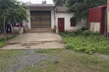 Bán nhà đất đường 21 đã sẵn nhà, DT 200m2, MT 4.5m tại Phú Cát, Quốc Oai, phù hợp ở hoặc kinh doanh