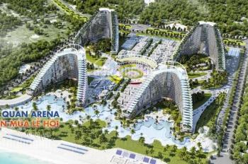 Cần bán Căn hộ Arena toà Light View tầng 18 bao trọn Vịnh Cam Ranh, Lh chính chủ 0909352832