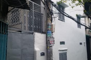 Cần bán nhà cấp 4: 1 trệt, 1 lầu, nhà cũ. Địa chỉ: 30/7 đường số 6, phường 4, quận 4