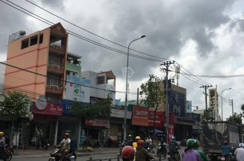 Nhà mặt tiền Phạm Hùng phường 4 - quận 8