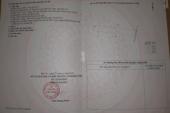 Bán đất mặt tiền Quốc lộ 60 tuyến tránh Mỏ Cày Nam