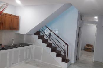 Cho thuê nhà nguyên căn Nguyễn Văn Công, đầy đủ nội thất, hẻm cách đường NVC 50m, giá 14tr/th