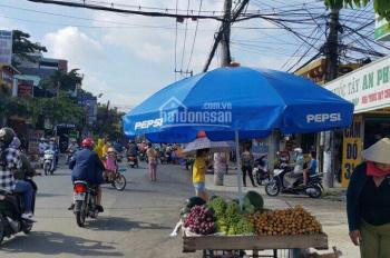 Cần bán đất mặt tiền Nguyễn Tri Phương, Dĩ An, rộng 8,5m, thổ cư 100%. Giá thương lượng