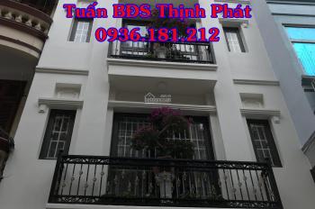 Bán nhà phân lô gần công viên 1/6 phố Trần Quang Diệu 110m2, mặt tiền 7m, lô góc 18 tỷ, đường 12m