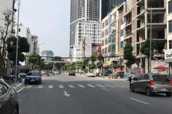 Bán nhà mặt phố Trần Đăng Ninh kéo dài, Cầu Giấy. Giá 22,5 tỷ