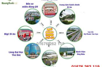 Cần tiền bán gấp lô đất trục đường chính D1 Phú Hồng Thịnh IX. Giá 30 tr/m2, sổ riêng, 094 194 9911