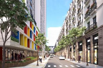 Chi tiết: Bán shophouse The Terra An Hưng mặt phố Tố Hữu, diện tích 94.2m2, MT 6.5m, XD 7 tầng