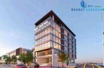 Cho thuê nhà mặt phố Trung Liệt, diện tích 95m2 x 6 tầng nổi 1 hầm mặt tiền 5m. 0936432279
