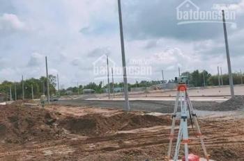 Bán lô góc 2 mặt tiền ngay khu công nghiệp Vsip2 Vĩnh Tân, giá 1 tỷ, đường nhựa 16m, kinh doanh