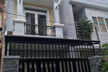 Bán gấp nhà mặt tiền hẻm xe hơi Phan Văn Trị, DT 3,8x18m, 2 lầu, nhà mới 5,6 tỷ