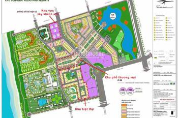 Đất nền xây khách sạn 2268m2 lô góc, ngã 4 mặt đường 36m,cạnh dự án Sonasea Resort Phú Quốc