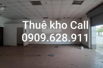 Có kho rẻ Q4 gọi ngay 0938.628.911 - Cho thuê kho bãi Quận 4 tại 360 Bến Vân Đồn, DT 200m2