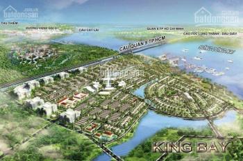 Dự án sinh lợi lên tới 150% đón đầu xu hướng Vành Đai 3, chỉ có ở King Bay, cam kết mua lại 10%/năm