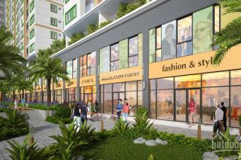 Bán Shophouse Mặt tiền Võ Văn Kiệt, 1 năm sau nhận nhà, HĐMB trả trước chỉ 10%, bank hỗ trợ vay 70%