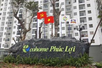Cần bán cắt lỗ căn hộ Ecohome Phúc Lợi, DT 100m2, ban công ĐN, giá CĐT. LH ngay 0969550918