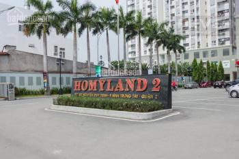 Cần bán căn hộ Homyland 2 - 2PN - 80m2 - view thoáng lầu cao full nội thất 2.3 tỷ - 0906763010